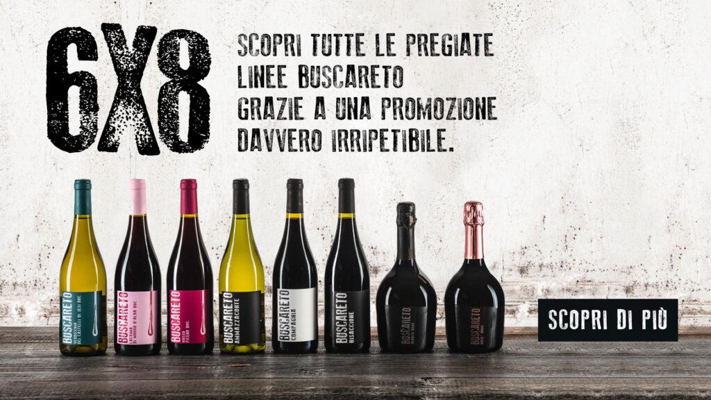 Buscareto promozione vini marchigiani