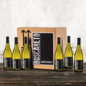 Confezione 6 bottiglie Vini Buscareto - AMMAZZACONTE