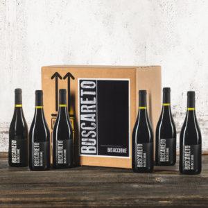 Confezione 6 bottiglie Vini Buscareto - BISACCIONE