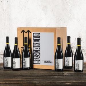 Confezione 6 bottiglie Vini Buscareto - COMPAGNIA