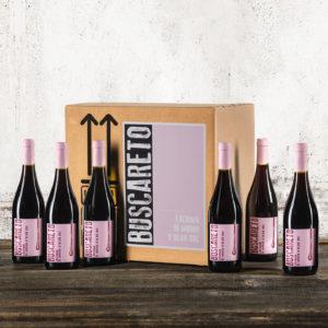 Confezione 6 bottiglie Vini Buscareto - LACRIMA