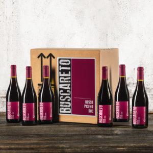 Confezione 6 bottiglie Vini Buscareto - ROSSO PICENO