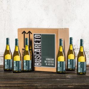 Confezione 6 bottiglie Vini Buscareto - VERDICCHIO